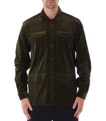 oliver spencer grove jacket - green osmj313