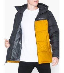 columbia pike lake hdd jacket jackor golden yellow