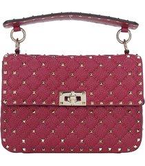 valentino garavani medium zip handbag
