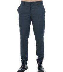 chino broek jack & jones 12113383 jprwayne trousers navy noos dark navy/regular fit