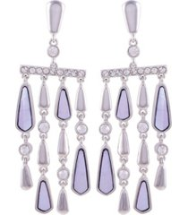 t tahari coastal beauty chandelier earring