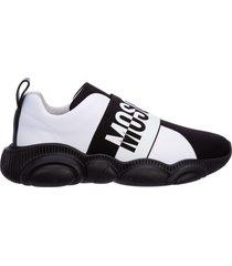 scarpe sneakers donna in pelle