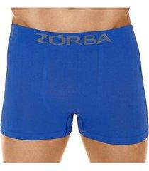 cueca boxer seamless zorba 0838 masculina