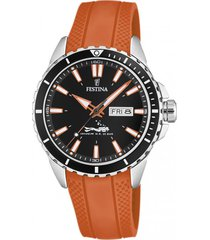 reloj the originals naranja festina