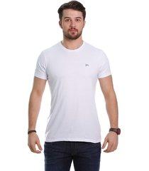 camiseta javali branca rose