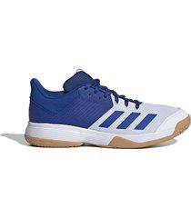 zapatillas training adidas ligra mujer blanco