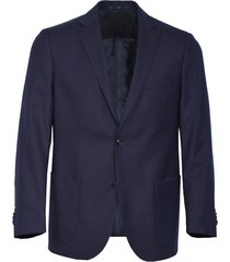 shaped fit blazer