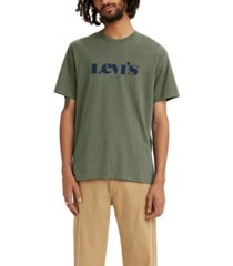 levi's men's relaxed fit short sleeve t-shirt