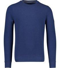 cavallaro sweater mauro blauw