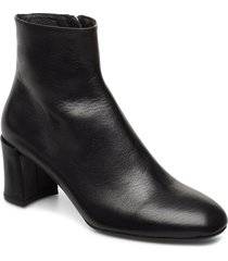 booties 3415 shoes boots ankle boots ankle boots with heel svart billi bi