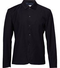 camley skjorta casual blå minimum