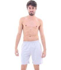 short pijama algodão mechler masculino