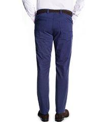 spodnie botana 115 niebieski