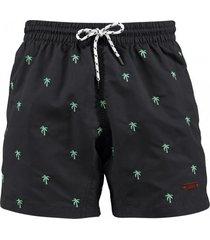 barts zwembroek kids arugam shorts dark grey