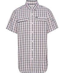silver ridge™ 2.0 multi plaid s/s shirt kortärmad skjorta multi/mönstrad columbia
