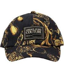 versace jeans couture baroque cap