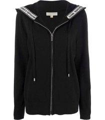 michael kors black hoodie