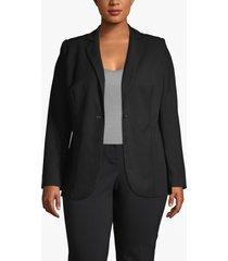 lane bryant women's houston blazer 22 black