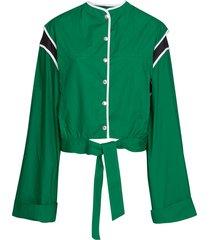 plan c belted jacket