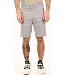 balmain bermuda shorts gray