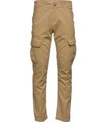 agent pant trousers cargo pants brun alpha industries