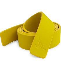 rubber plate belt