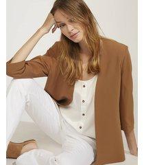 blazer marrón portsaid sastrero night garzon