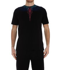marcelo burlon bezier wings t-shirt