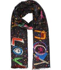 faliero sarti travelling scarf