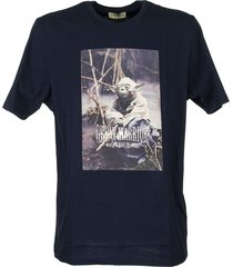 etro star wars t-shirt blue regular