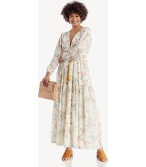 dra women's parker dress in color: liberty floral size xs from sole society