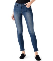 dl1961 camila ankle skinny jeans, size 26 in quilter at nordstrom