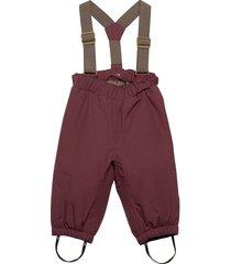 wilas suspenders pants, k outerwear snow/ski clothing snow/ski pants lila mini a ture