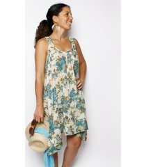 vestido celeste spiga 31 playa