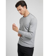 bawełniany sweter ze stretchem