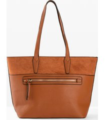 borsa shopper (marrone) - bpc bonprix collection