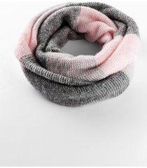 sciarpa ad anello (rosa) - bpc bonprix collection