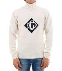 dolce & gabbana pullover new logo