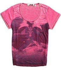 garcia roze t-shirt