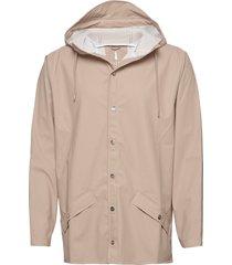jacket regnkläder beige rains