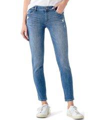 dl1961 camila ankle skinny jeans, size 28 in montville at nordstrom