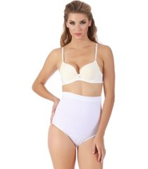instantfigure hi-waist panty with non-binding comfort waistband