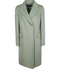 alberta ferretti classic coat