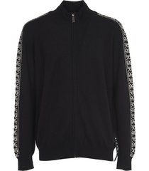 john richmond wool jacket with zip