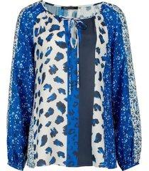 blouse kobalt 201blondy 910