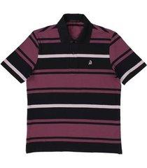 camisa polo tassa regular listrada masculina