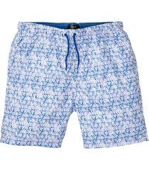 shorts da spiaggia lunghi (blu) - bpc bonprix collection