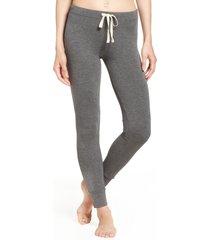women's honeydew intimates kickin' it leggings, size x-large - grey
