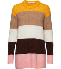 ivanaiw colour blocking pullover gebreide trui multi/patroon inwear