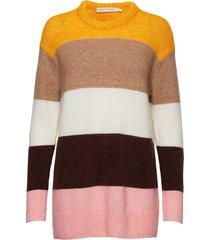 ivanaiw colour blocking pullover gebreide trui multi/patroon inwear